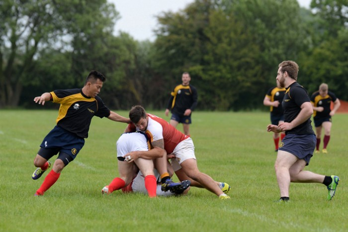 The Aaron Lewis Rugby Tens 2015 Image