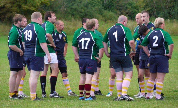 The Aaron Lewis Rugby Tens 2011 Image