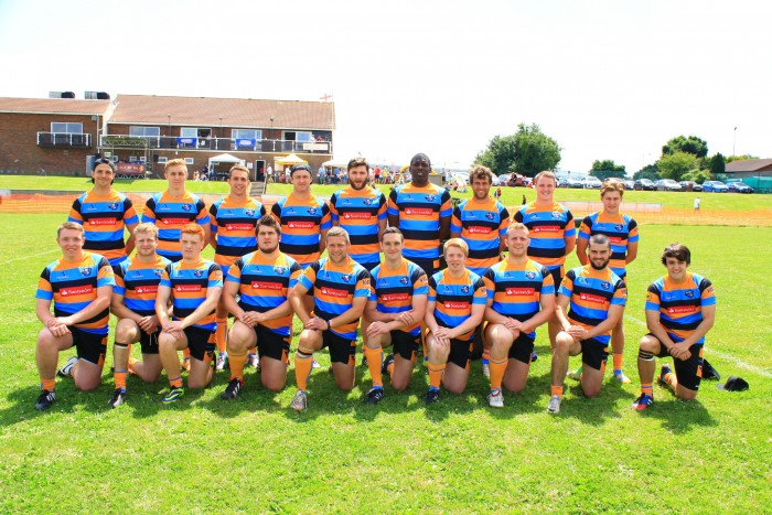 The Aaron Lewis Rugby Tens 2014 Image